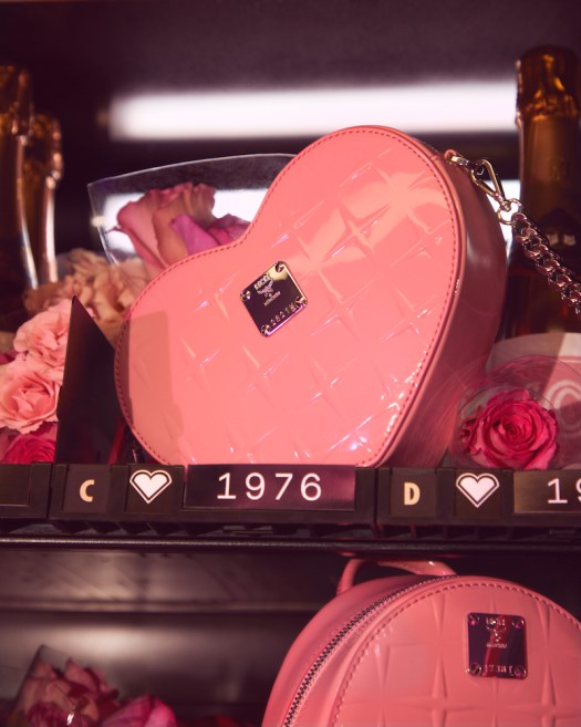 MCM Valentine's Day Collection Campaign