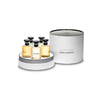Louis Vuitton Miniature Fragrance Set $470