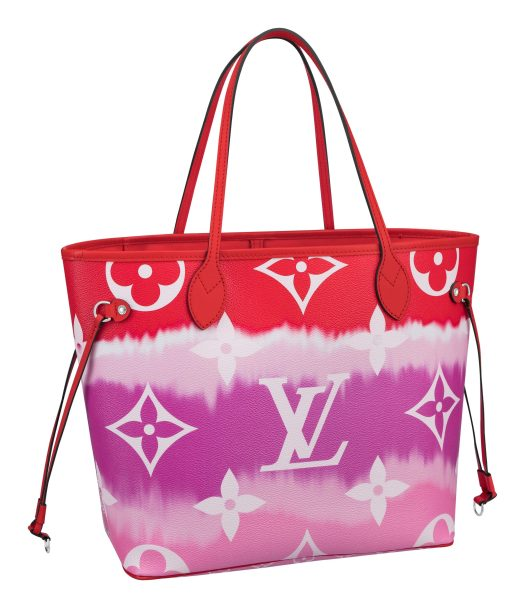 Neverfull LV Escale in Monogram Giant canvas, $2,750