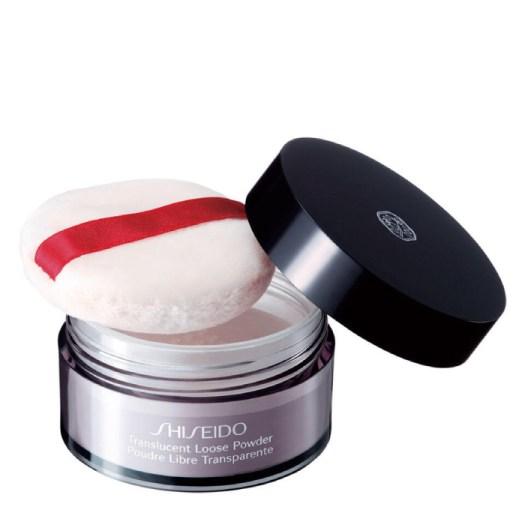 Shiseido Translucent Loose Powder, $69. Available at Lookfantastic.
