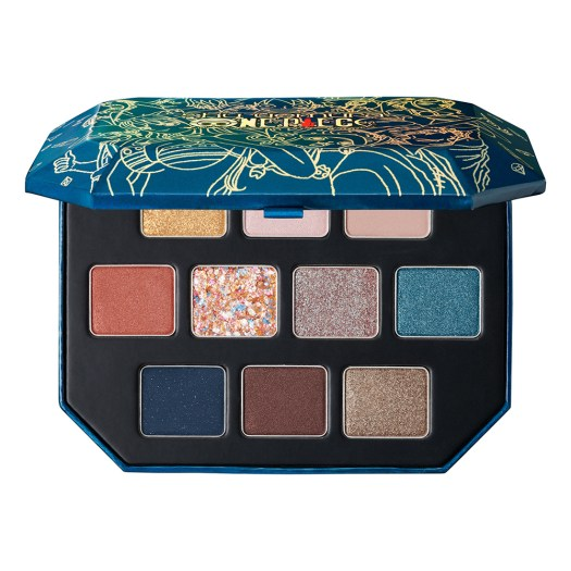 shu uemura treasure box eye palette in grand line, $123