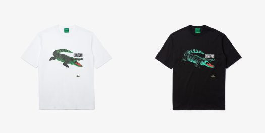 Lacoste Has Teamed Up Again With Chinatown Market For A Nostalgic Collection Full Of Dad Vibes Nylon Singapore