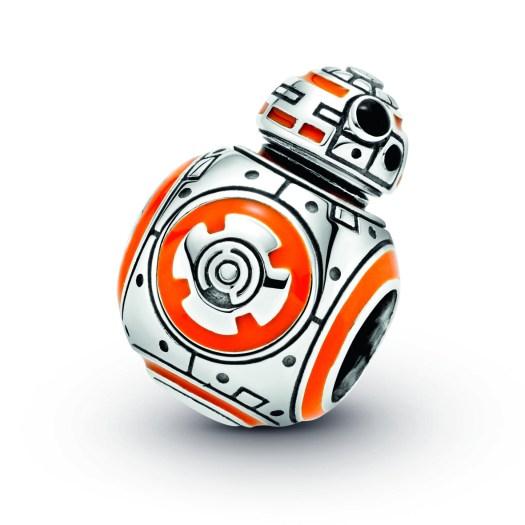 Star Wars x Pandora- Star Wars BB-8 Charm ($129)
