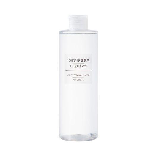 Sensitive Toning Water 400ml (Moisture), $13.90