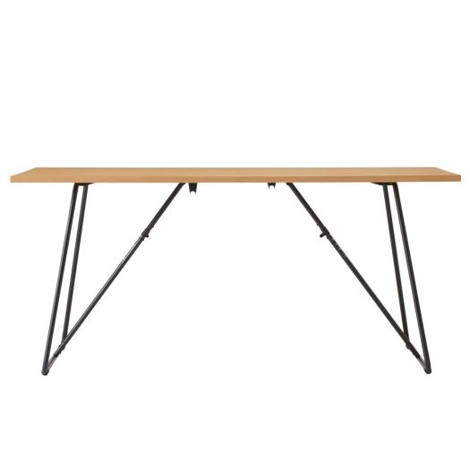 Oak Foldable Table 160cm, $459