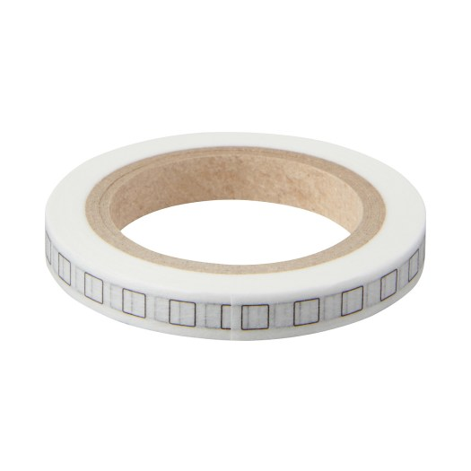 Perforated Masking Tape (Tickbox), $3