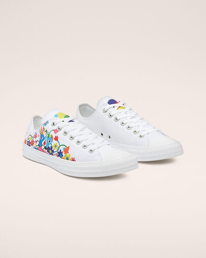 Pride Chuck Taylor All Star Low — inspired by Ty.