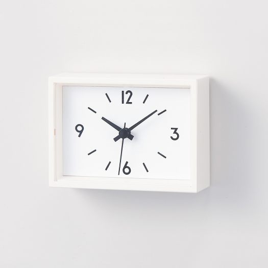 Station Clock (Mini). Before, $39 — Now, $26.