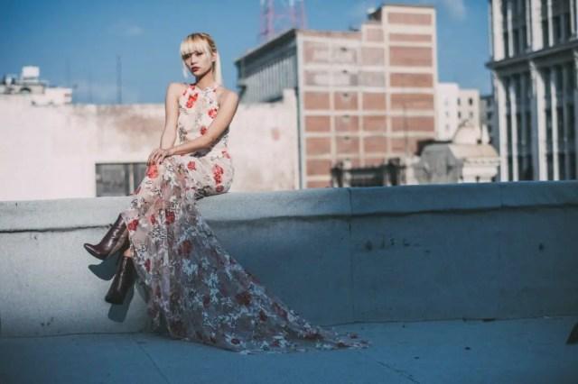 Rochelle Carino Goddess Gown 3