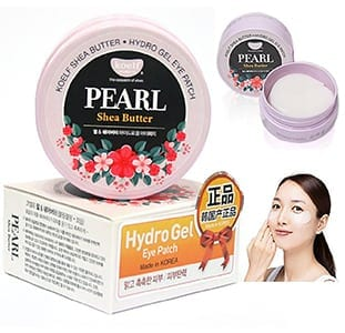 Pearl Shea Butter Hydro Gel Eye Patch