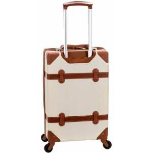 Best Vintage Style Luggage – Buying Guide 2017 - Nylon Pink ...