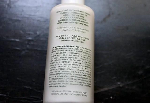 OSEA Seaweed in Vegan Skincare - Blemish Balm