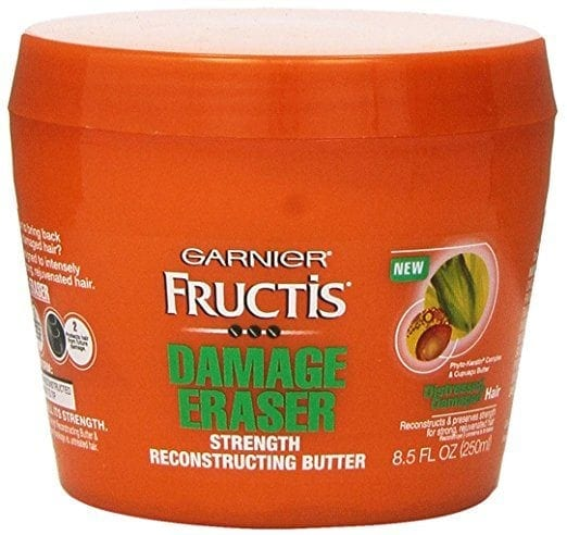 awesome travel beauty products - Garnier Hair Mask