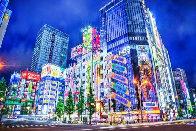 BEST TOWNS, CITIES, PREFECTURES AND VILLAGES TO VISIT IN JAPAN - Akihabara