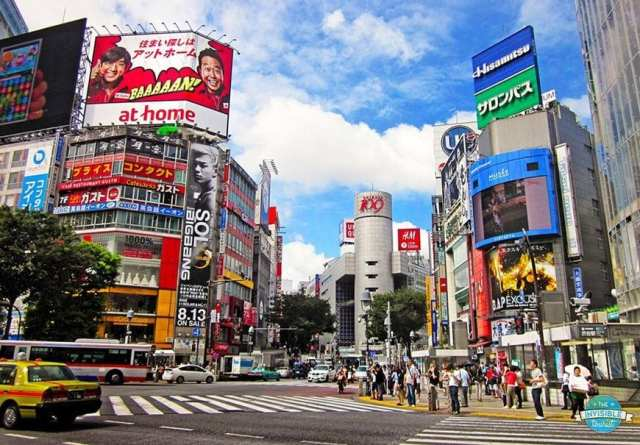 BEST TOWNS, CITIES, PREFECTURES AND VILLAGES TO VISIT IN JAPAN - Shibuya