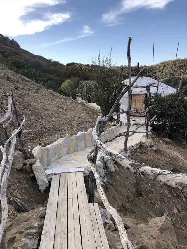 Glamping Hub Yurt 3