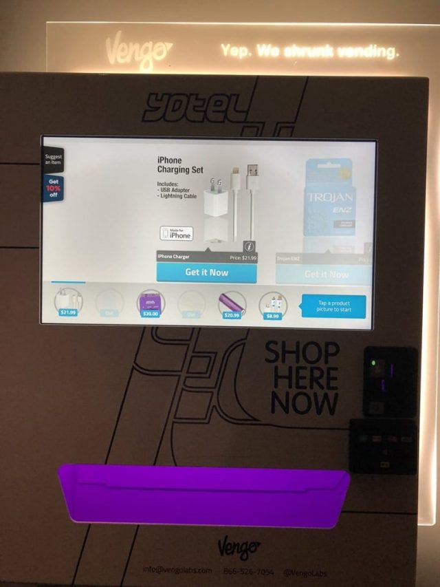 yotel new york at times square west reviews - Store 2