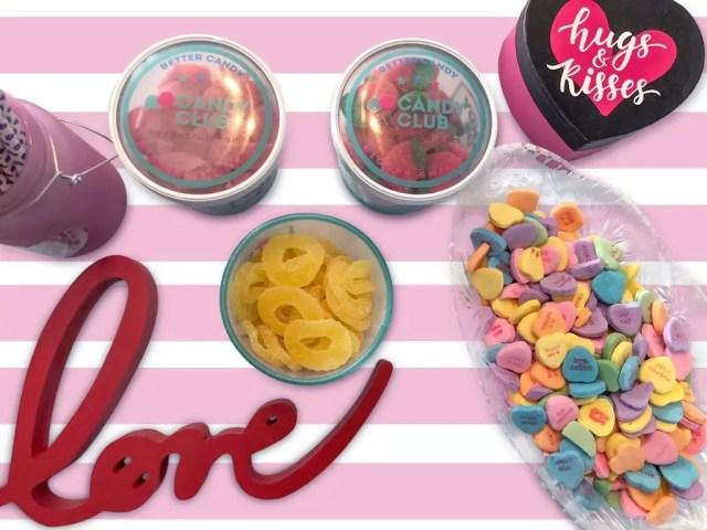 Candy Club Valentine's Day