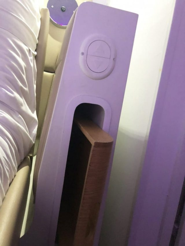 yotel new york at times square west reviews - Bed Tray