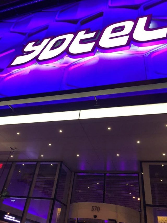 yotel new york at times square west reviews - Exterior Entrance
