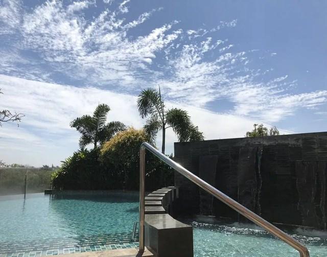 Welcom Hotel ITC Hotel bengaluru - pool