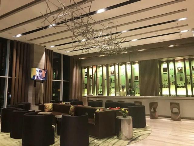 Welcom Hotel ITC Hotel bengaluru - lobby