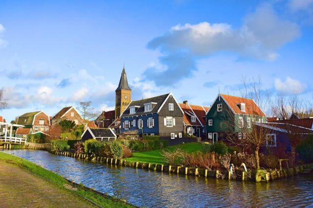 best places in netherlands - fishing villages