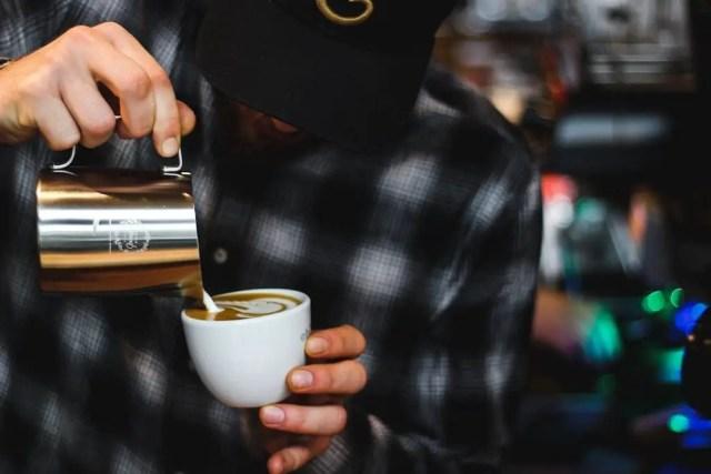 Elbgold Hamburg Coffee