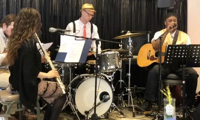 Luxe Sunset Boulevard Hotel - Easter Brunch Buffet - Jazz
