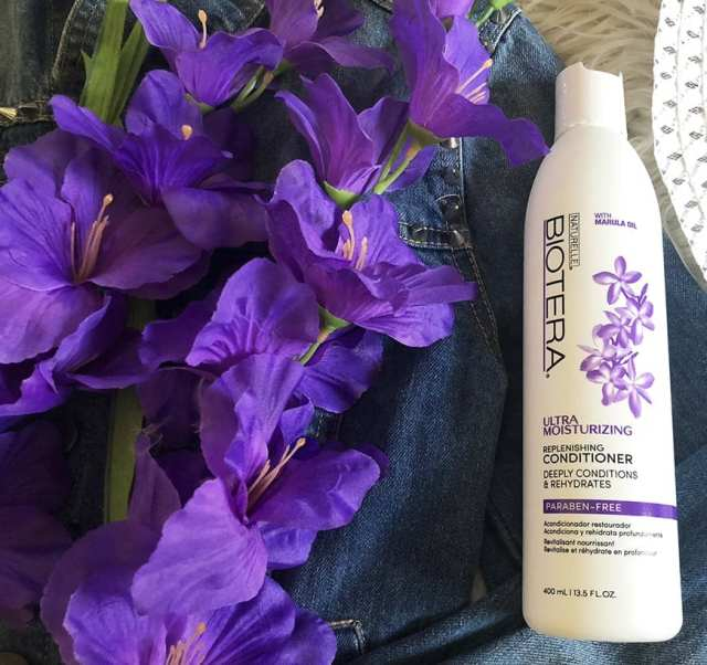 Biotera Ultra Moisturizing Marula Oil for Hair - Shampoo