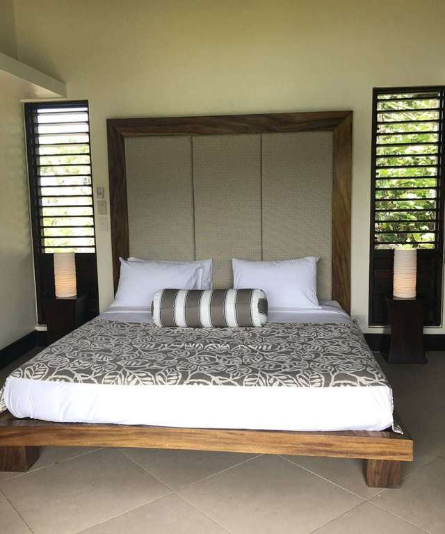 3 BEDROOM LUXURY VILLA IN FIJI WITH PRIVATE POOL - guest room