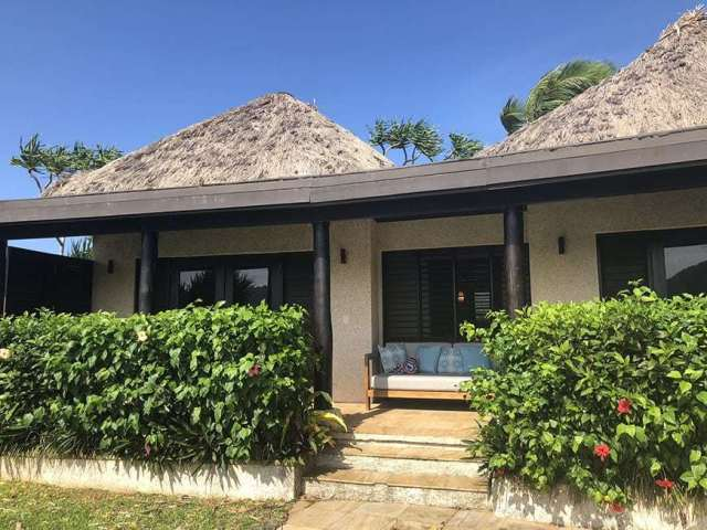 3 BEDROOM LUXURY VILLA IN FIJI WITH PRIVATE POOL - guest rooms
