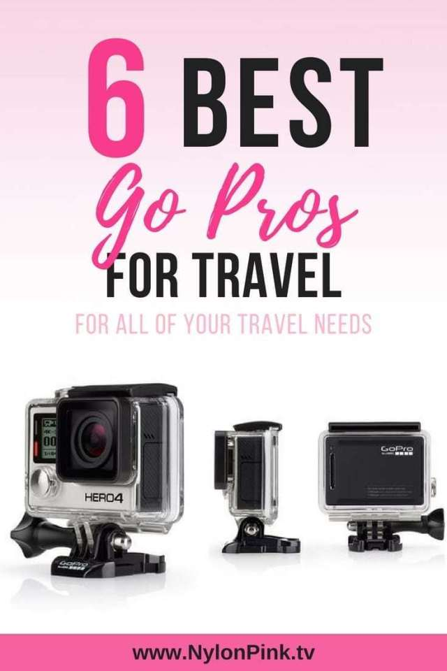 best go pro for travel