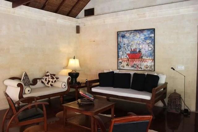 Jamahal Private Resort & Spa Jimbaran Bay_LivingRoom