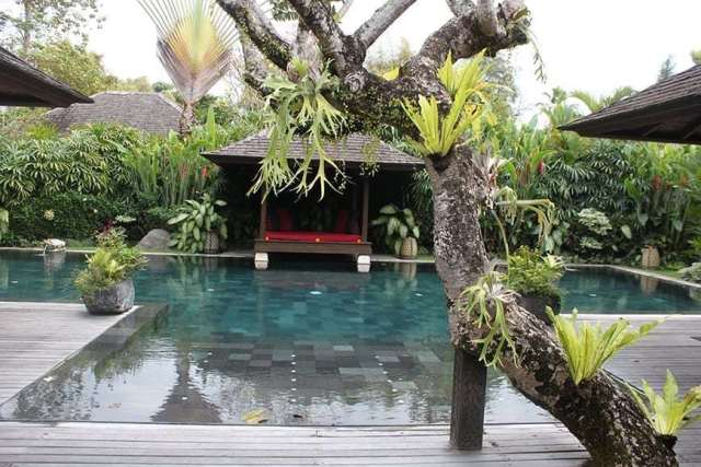 Jamahal Private Resort & Spa Jimbaran Bay_Pool4
