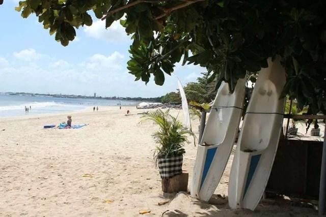 Jamahal Private Resort & Spa Jimbaran Bay_BedroomSide