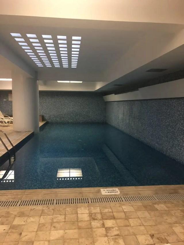 Novotel hotel san isidro lima Peru - pool4
