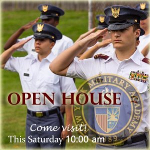 Open House this Sat.