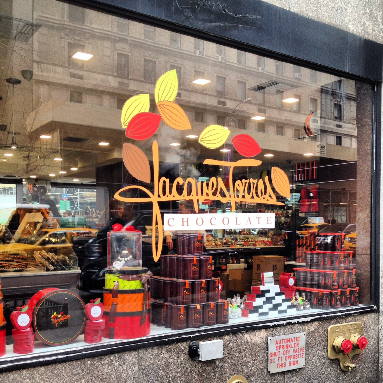 That Chocolate Place: Jacques Torres | NY Minute Now