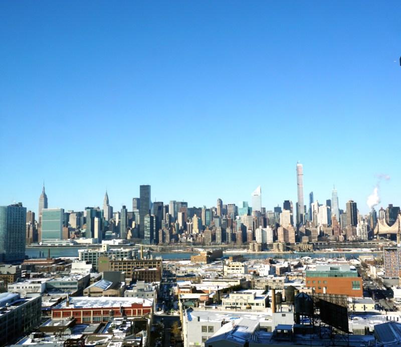 nyminutenow new york skyline