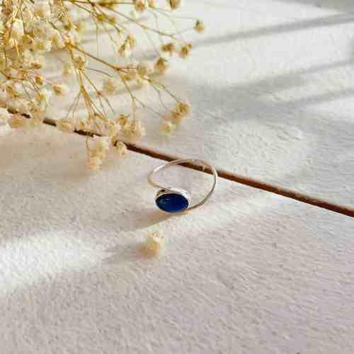 Nynybird Bague Blue