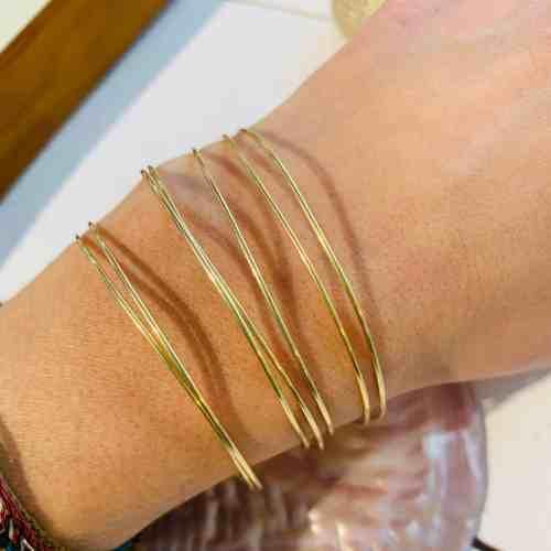 Nynybird Bracelet or 18 carat