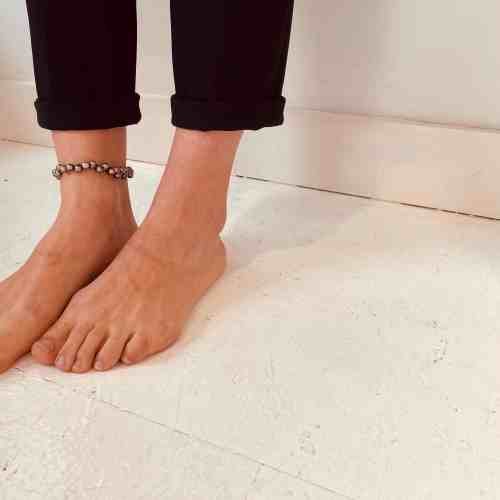Nynybird Bracelet de Cheville Woa