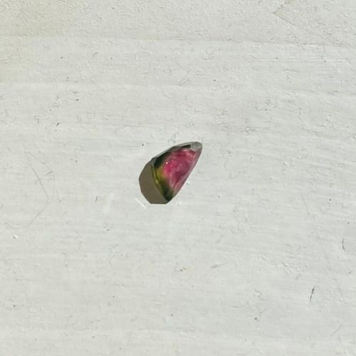 tourmaline pastèque