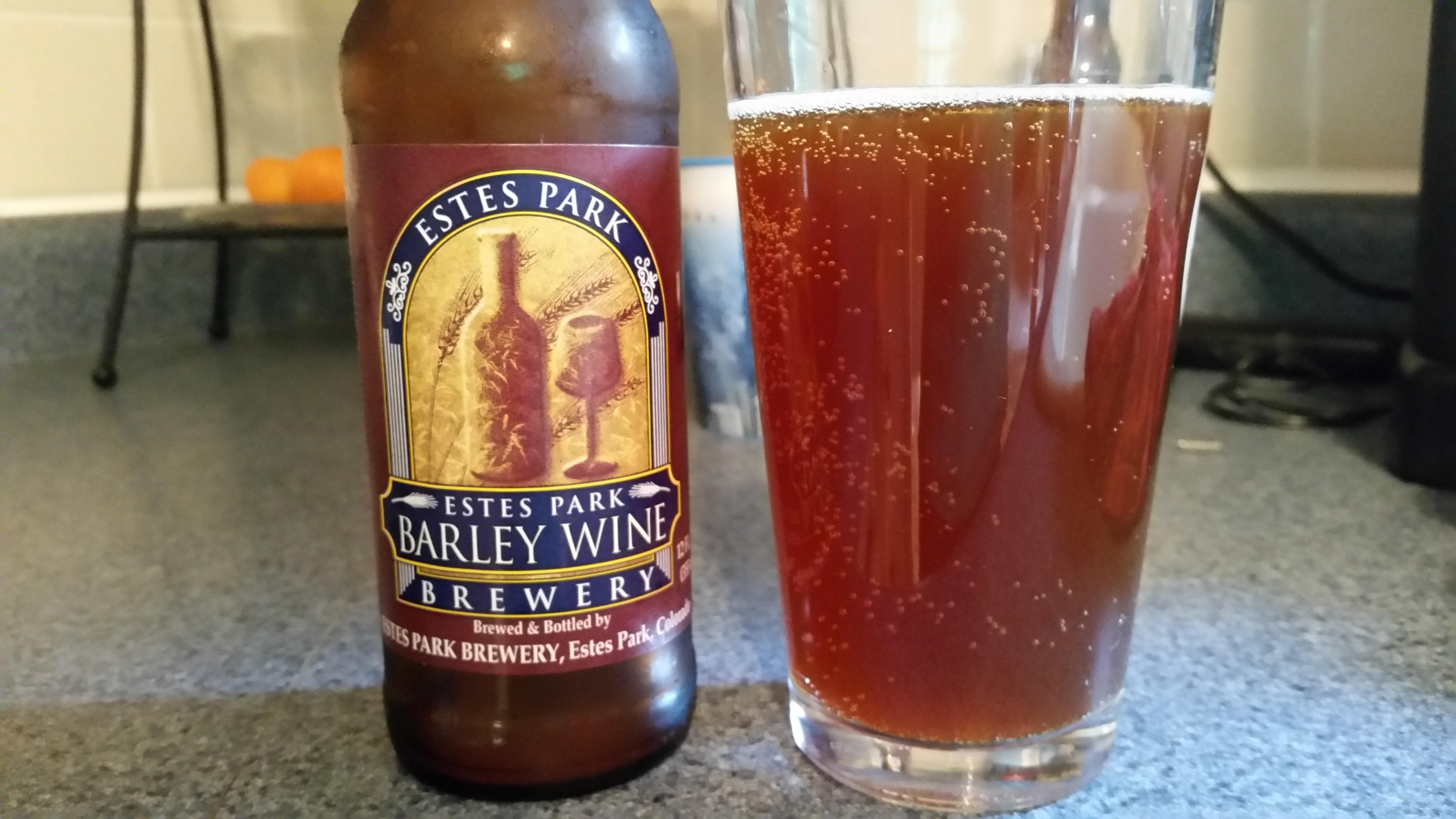 Estes Park Barley Wine