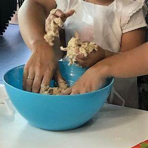 escuela de cocina para niños
