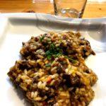 arroz con rabo de toro