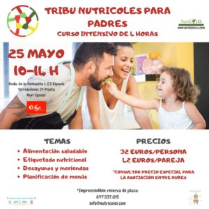tribu nutricoles para padres nyri torrelodones