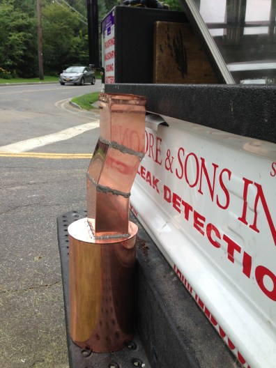 New copper transitions Bronxville NY