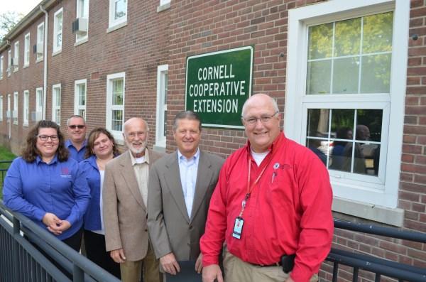 Senator Gallivan Announces Funding for Cornell Cooperative ...